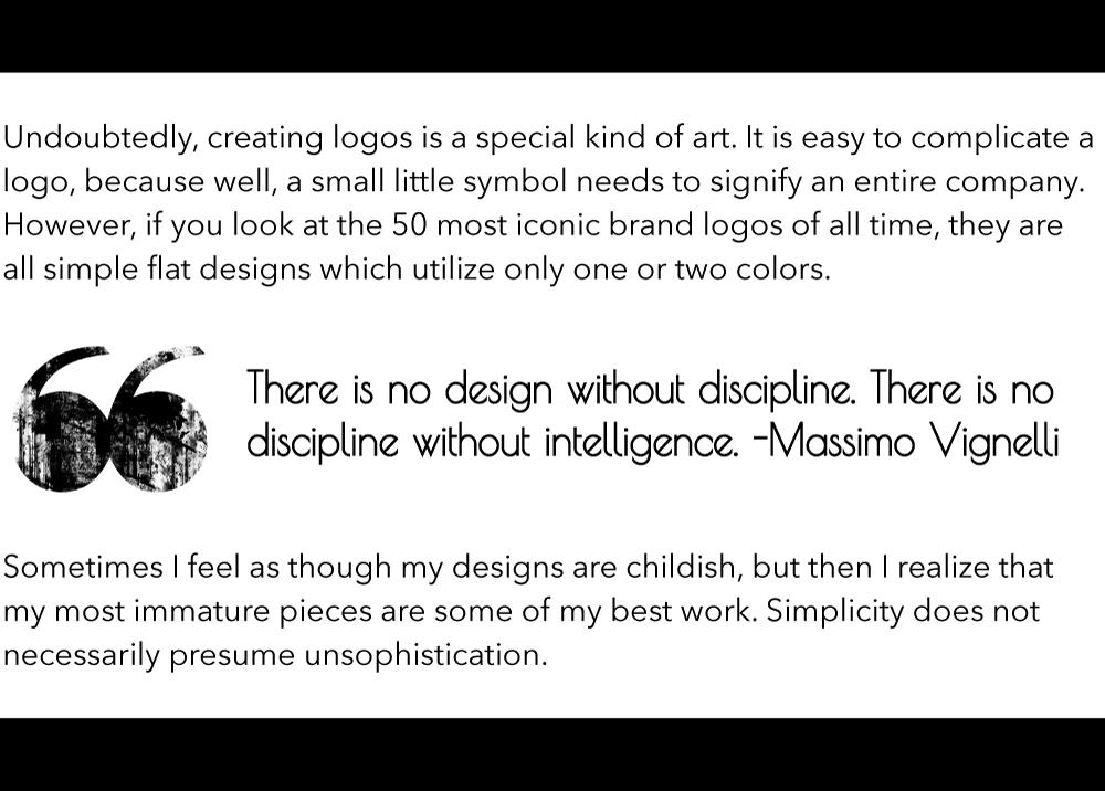 Logos Description