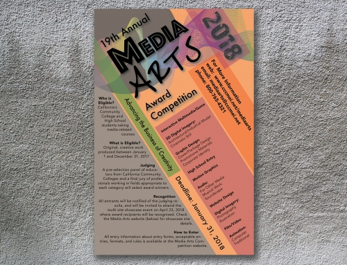 Media Arts Poster