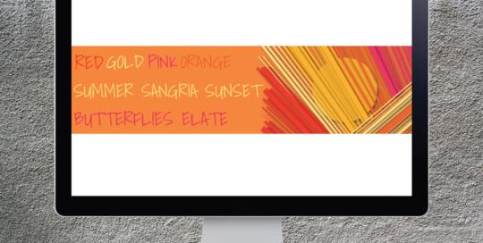 Sangria Sunset