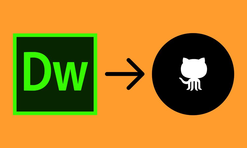 dreamweaver version control git