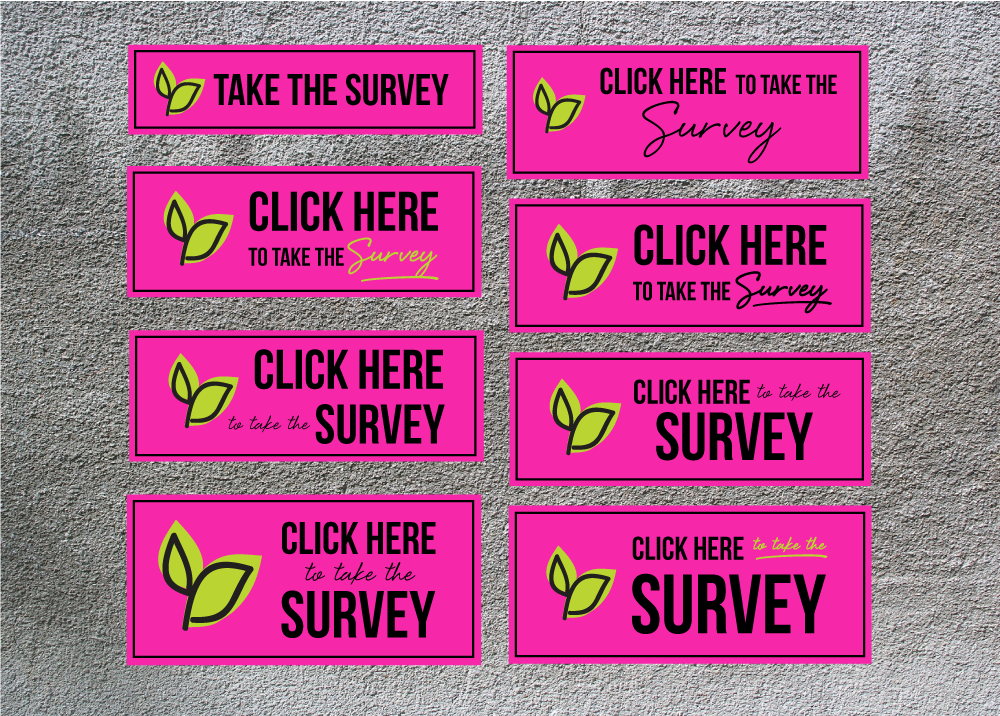 Project Sugar Free Survey Buttons