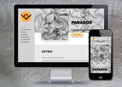 Paradox WebQuest