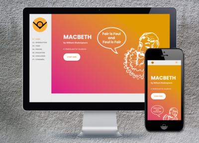 Macbeth WebQuest