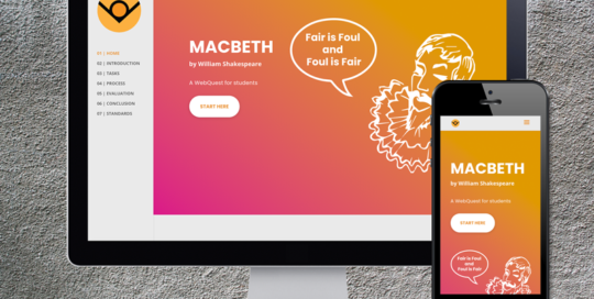 Macbeth WebQuest