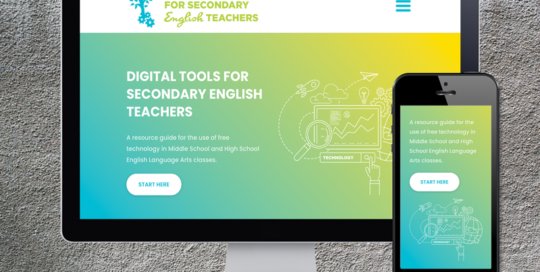 Digital Tools for ELA Teachers